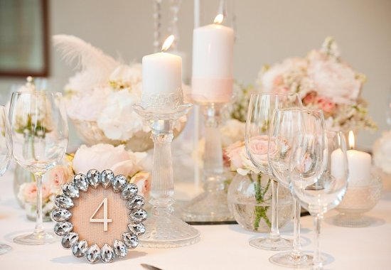 Warsaw Marriott Hotel : Wedding Setup