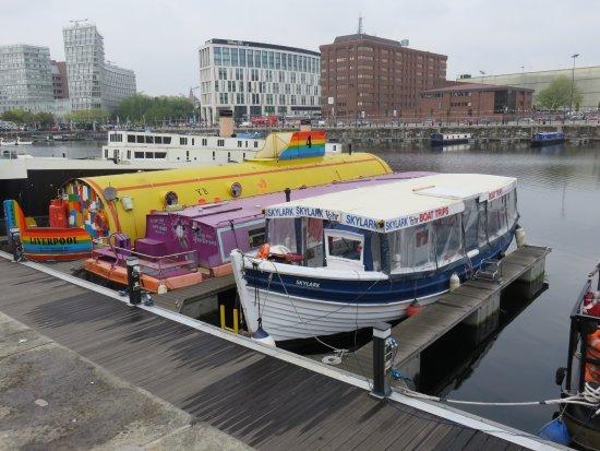 Liverpool Dock Link