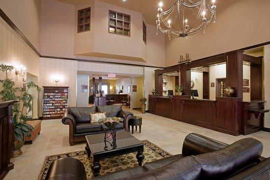 Comfort Inn & Suites Saint-Nicolas : Lobby