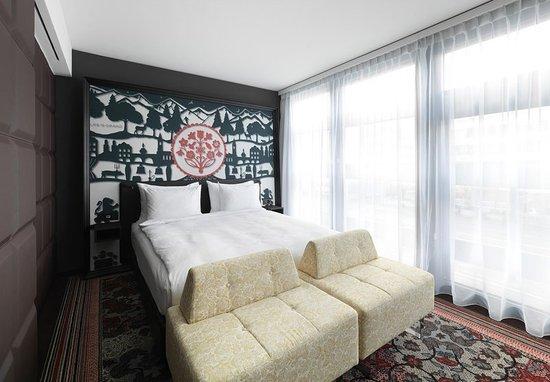 Opfikon, Switzerland: Deluxe Guest Room