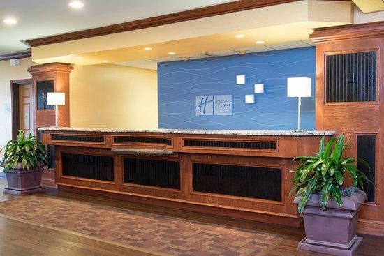 Grandville, ميتشجان: Front Desk