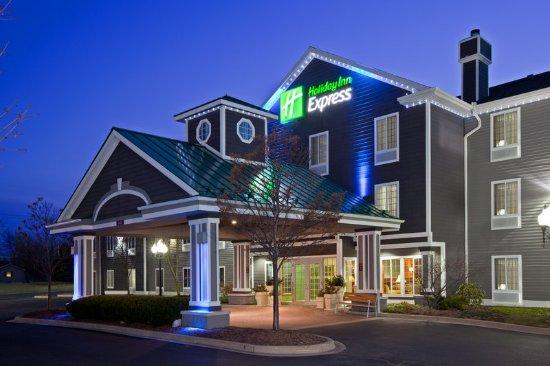 Grandville, MI: Hotel Exterior