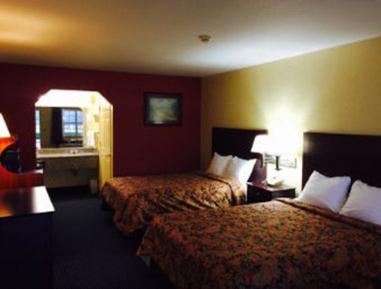 Gun Barrel City, Teksas: Two Bed Guest Room