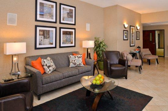 Albany, Oregón: Hotel Lobby