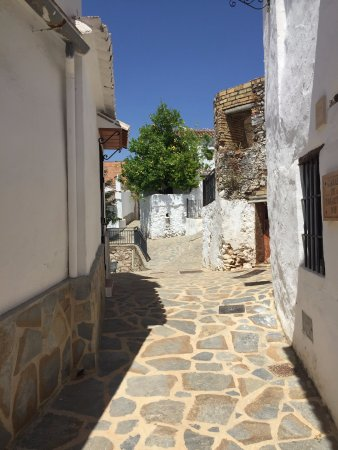 Parauta, Hiszpania: just outside room