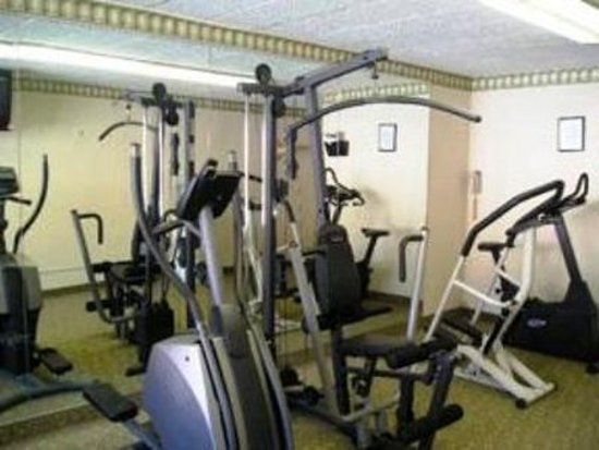 Gloucester City, Nueva Jersey: Gym