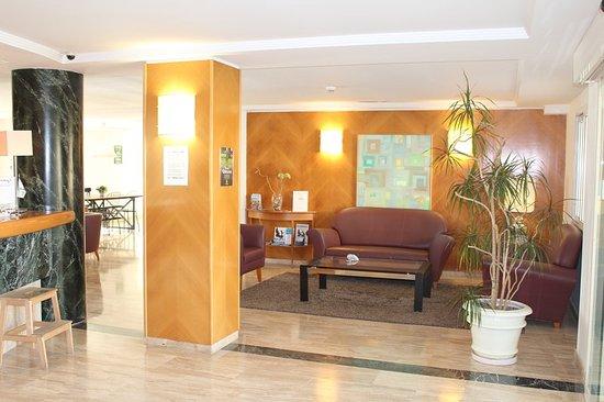 Hotel Port Alicante: Lobby Lounge