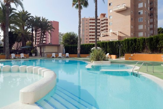 Hotel Port Alicante: Relax in our swiming