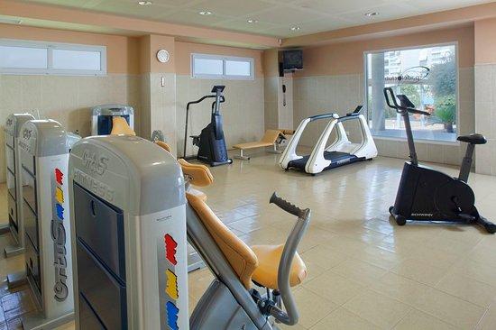 Hotel Port Alicante: Gym