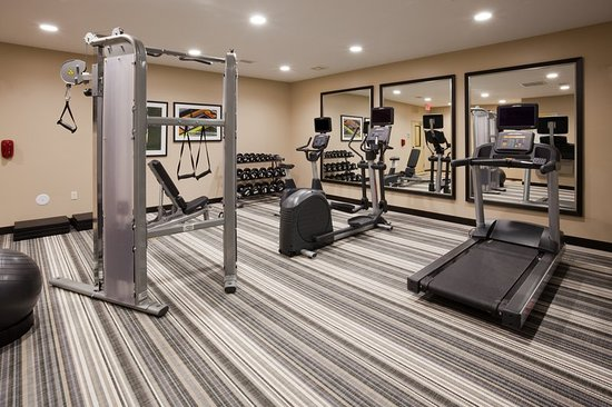 Bemidji, MN: Stay fit, healthy, and happy in our Candlewood Fitness Center.