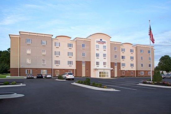 Bemidji, MN: Hotel Exterior