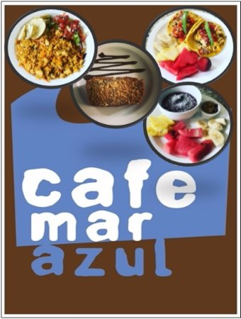 Playa Grande, Costa Rica: Fresh Food