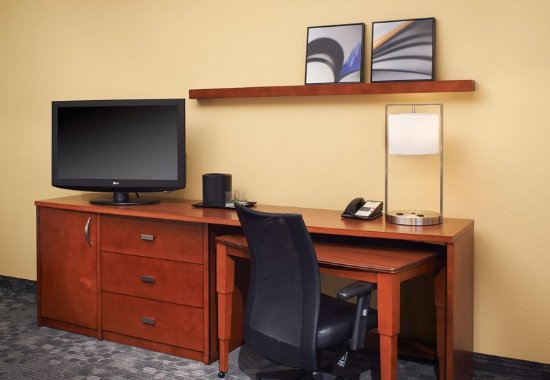 Maryland Heights, MO: Guest Room – Work Desk