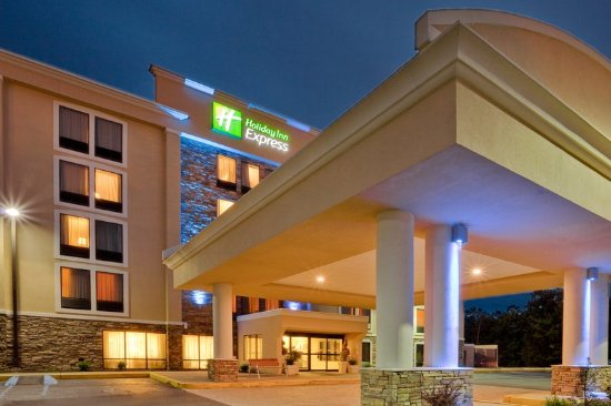 Holiday Inn Express Wilkes Barre East: Hotel Exterior