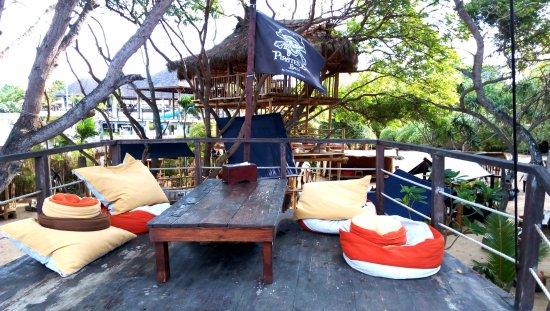 A good ambience - The Pirates Bay Bali, Bali Traveller