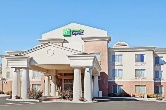 Ellensburg, WA: Hotel Exterior