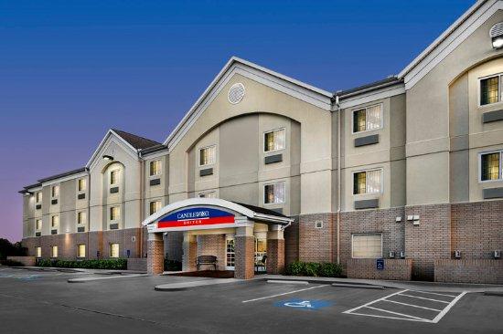 Conway, AR: Hotel Exterior
