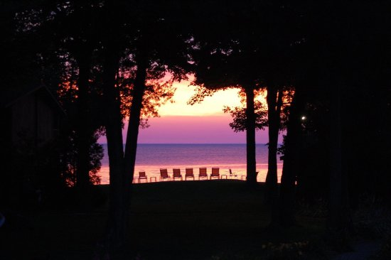 Egg Harbor, WI: Shallows Resort