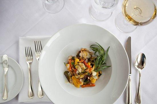 Warren, Βερμόντ: Gourmet dish