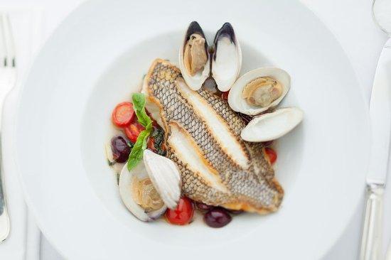 Warren, VT : Gourmet dish