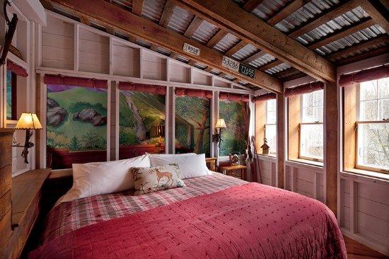 Warren, VT: Mountain room