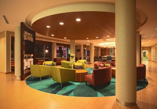 King of Prussia, PA: Lobby Seating Area