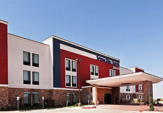 Enid, Оклахома: Exterior