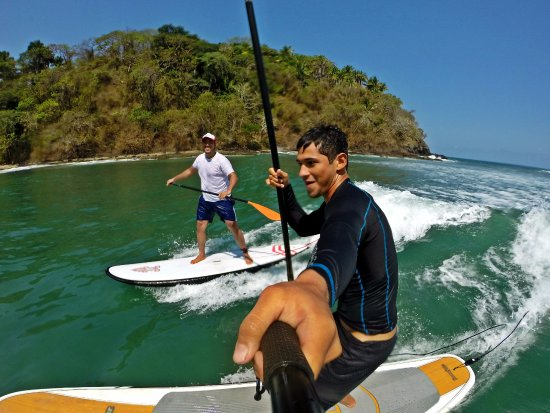 SUP Surf Lessons in Lo de Marcos!