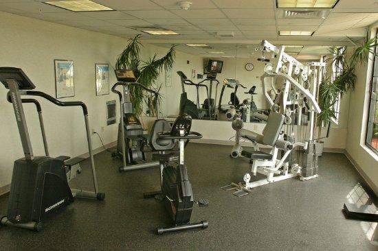Woonsocket, RI: Fitness Room