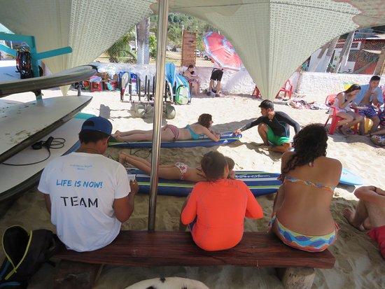Lo de Marcos, México: Surf School