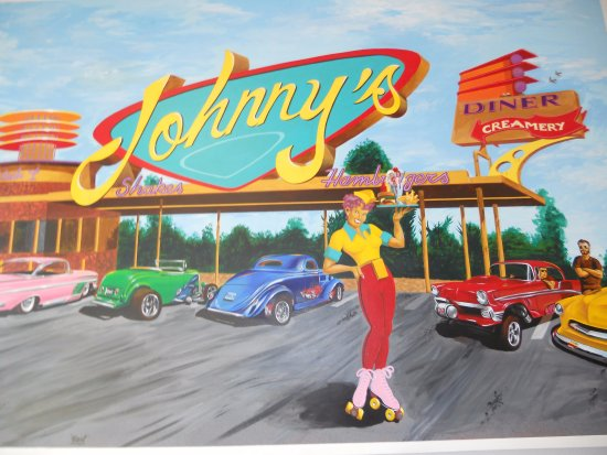 Tracy, CA: Come enjoy the 1950's nostalgia