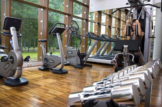 Jozefow, Poland: Fitness Center