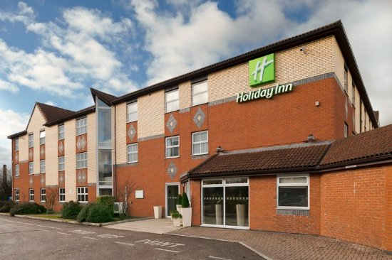 Salford, UK: Welcome to Holiday Inn Manchester West