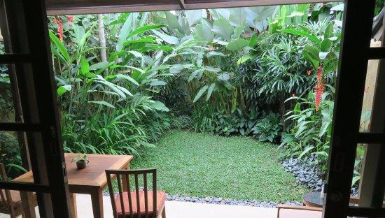 Komaneka at Monkey Forest: Courtyard