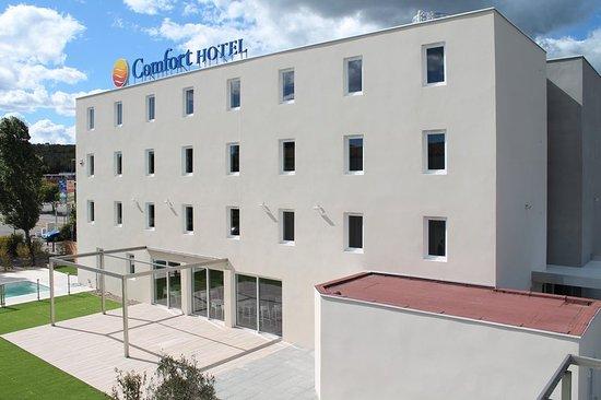 comfort hotel martigues saint mitre h tel saint mitre les remparts voir les tarifs 8 avis. Black Bedroom Furniture Sets. Home Design Ideas