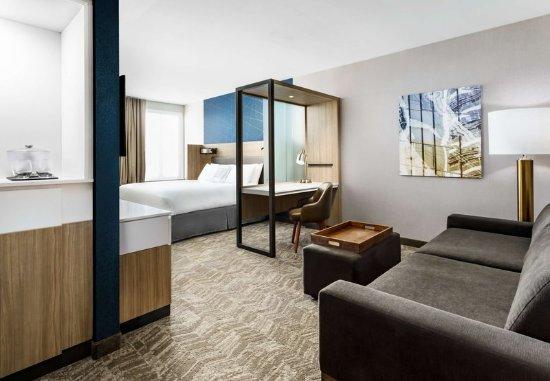 Belmont, CA: King Suite