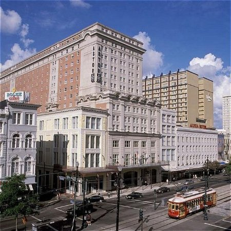 Crowne Plaza Hotel Astor-New Orleans: Astor Crowne Plaza - Canal Street View