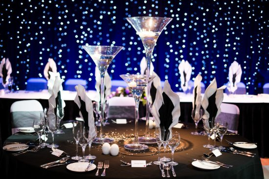 Westhill, UK: Banqueting Table