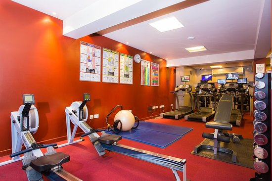Westhill, UK: Fitness Centre