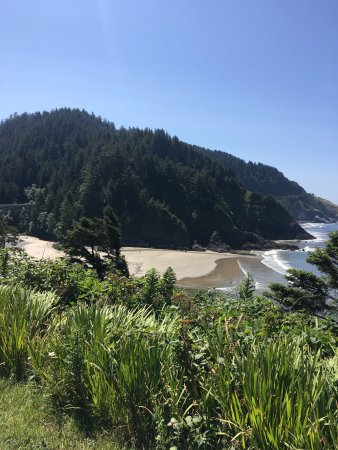 Heceta Head Lighthouse Bed and Breakfast: Beautiful places