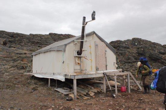 Iqaluit, Canadá: Inukpak cabin