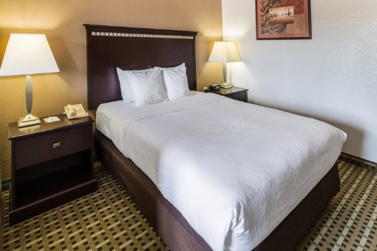 Burleson, TX: Guest room