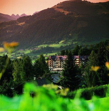 Park Gstaad: Facade (Summer )