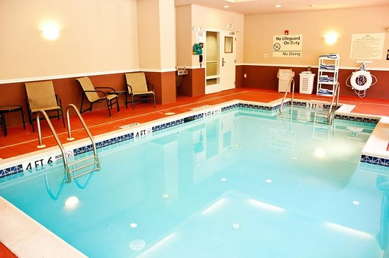‪‪Warrington‬, بنسيلفانيا: Indoor Pool‬