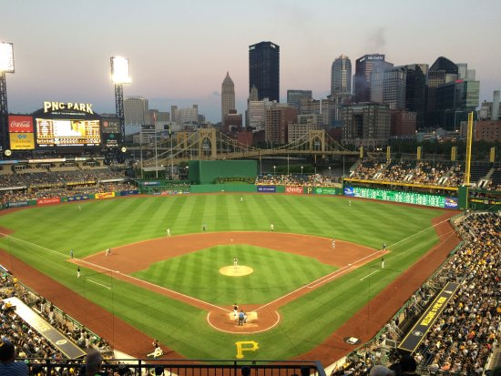 PNC Park: Beautiful PNC