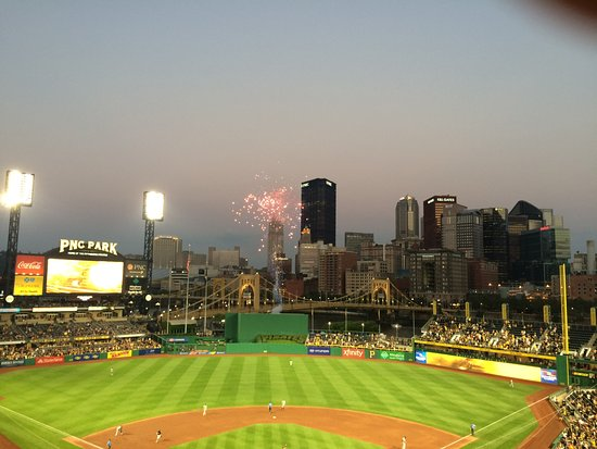 PNC Park: Home Run!