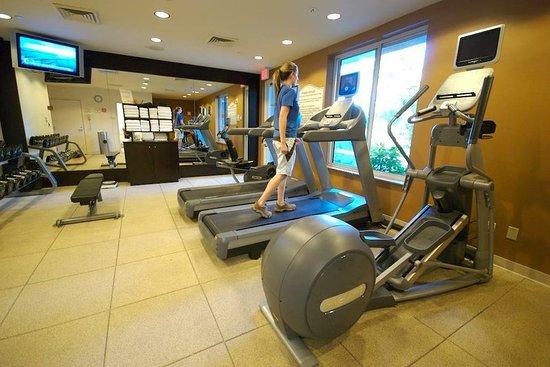 El Segundo, CA: Fitness Center