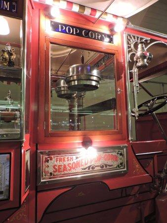 Morrilton, AR: popcorn truck