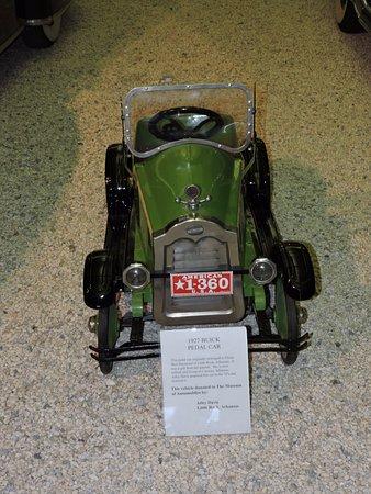 Morrilton, AR: toy car
