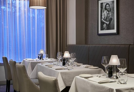 Doubletree by Hilton – London Islington : Marco Pierre White Steakhouse